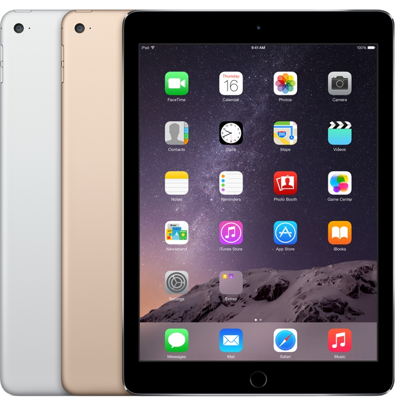 iPad mini 3 - Wi-Fi + Cellular - 128GB
