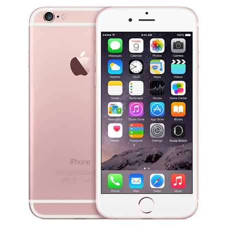 iPhone 6S 128GB Rose Gold (Quốc Tế)