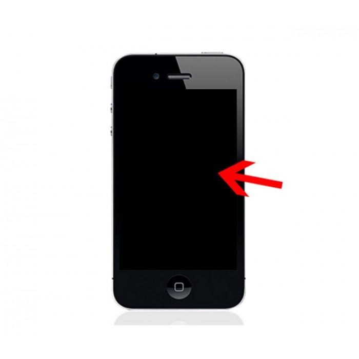 Thay màn hình iphone 4/4s màu đen/trắng lcd zin