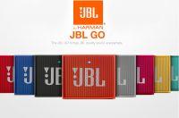 Loa Bluetooth JBL GO  (Hàng chính hãng BH 12 tháng)
