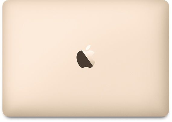 "The New MacBook 2016 - MLHF2 - 12"" / Core m5 / RAM 8GB / SSD 512GB ( Gold )"