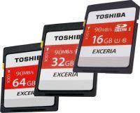 SDHC 64GB Toshiba Class 10 90MB/s