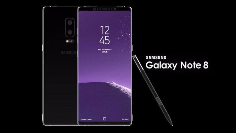Samsung Galaxy Note 8 Chính hãng (Cty BH 1 năm)