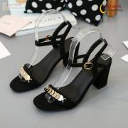 Những mẫu giày cao gót có quai đẹp tại SHOP GIÀY DÉP XINH