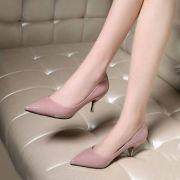 Giày cao gót cách điệu 5cm