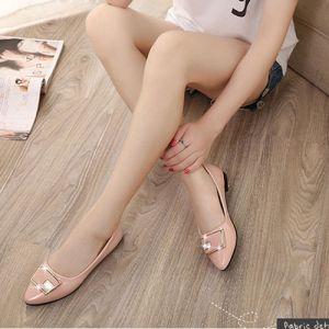 Giày Bệt Mặt Vuông Sang Trọng
