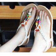 Sandal kết đá 6 màu xinh xắn