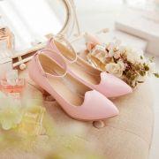 Giày cao gót thời trang quai càI