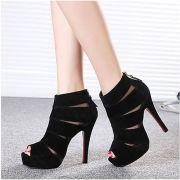 Giày Cao Gót Cách Điệu