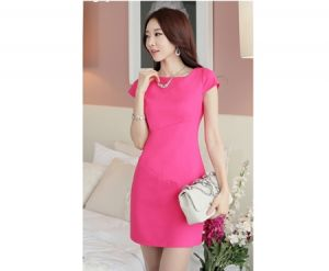 Đầm duyên dáng Pinky sành điệu