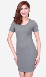 Đầm ôm body tay ngắn