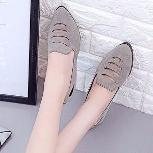 Giày lười kiểu dáng mới
