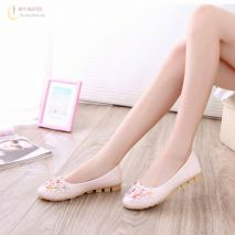 Giày búp bê xinh sắc màu