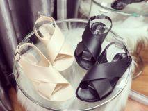 Giày sandal nữ quai chéo cực chất
