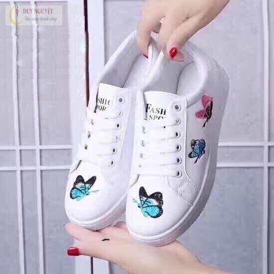 Giày con bướm xinh đẹp