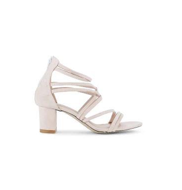 Giày cao gót đế vuông kiểu dáng sandal