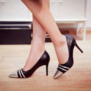Giày cao gót mũi nhọn LoubouTin