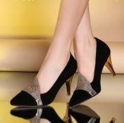 Giày cao gót thời trang Korea