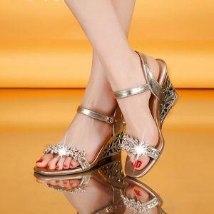 Sandal đá cao cấp phong cách hàn quốc