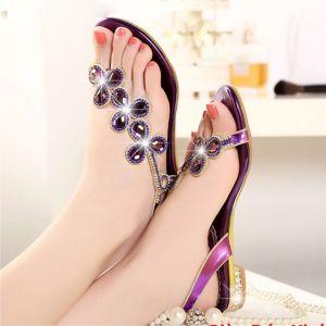 Sandal Hoa Cao Cấp