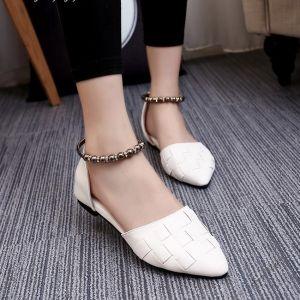 Giày bít quai ngọc trai ( Hàng Nhập )