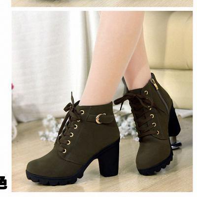 Giày boots nữ cao cấp