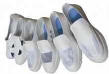 Giày phòng sạch mặt lưới