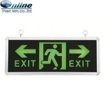 Đèn Exit thoát hiểm chỉ 1 hướng, 2 hướng trái phải
