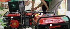 Sử dụng và bảo quản máy phát điện cho gia đình
