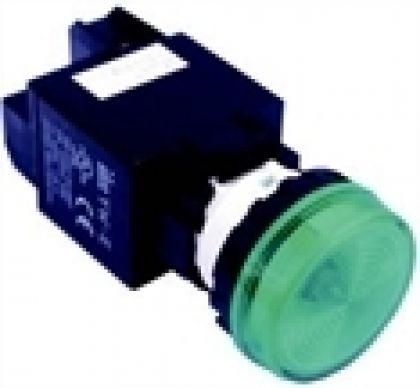Đèn báo xanh 24V