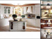 Tủ Bếp Gỗ Sồi Mẫu 26