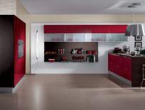 Tủ Bếp Acrylic Châu Âu Hiện Đại 18