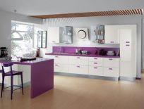 Tủ bếp Acrylic Italia 12