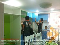 Tủ Bếp Acrylic Và Nội Thất Căn Hộ Masteri HCM