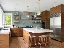 Tóp 10 mẫu tủ bếp tông màu ấm có thể phù hợp với gia đình bạn