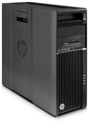 HP Z640 Workstation, E5-2620V3 2.4GHZ/12CPU/RAM 8GB/HDD 1TB/AMD-FIREPROW5100 4GB/ DVDRW/ Windows 10 Pro