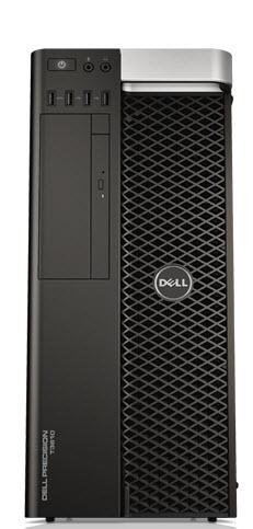 Dell New Outlet Precision T3610; E5-1620 V2 3.7 GHz/08 CPU/16 GB /SSD 120GB/HDD 500 GB/Quadro K2000 2GB