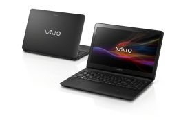 "Sony Vaio Fit SVF1521BGXB -15.6"" Full HD/i7-3537U/HDD 500GB/RAM 8GB; Webcam, Backlit keyboard, NFC,"