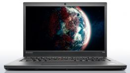 "Lenovo ThinkPad T440 - 14"" HD+/ i7-4600U/500GB/4GB/BT WIN8 Pro Webcam FP Reader BLACK"