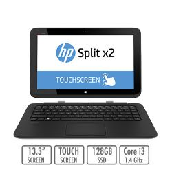 HP Split 13 x2 Tablet, 13.3 Multi touch, i3 3329Y,, 128GB SSD, Ram 4GB, windows 8