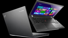 "Lenovo ThinkPad T450 Core™ i5-4300U 1.9GHz 500GB 4GB 14"" (1366x768) BT WIN7/8.1 Pro Webcam BLACK FP"