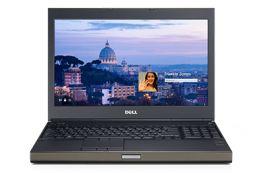 Dell Precision M4800; 15.6' FHD, Core i7 4700MQ/4800MQ/4900MQ/8GB/500GB/256GB SSD/Quadro K1100M/K2100M/AMD M5100 2GB
