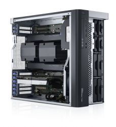 Dell Precision T7600; 2 x CPU E5-2630 2.3GHz/24 CPU/RAM 24GB/HDD 1TB/SSD 192 GB/Quadro 4000 2GB