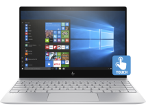 "HP Envy 13 - 2017; 13.3"" QHD+ IPS eDP EDGE-TO-EDGE; Core i7-7500U 2.7GHz 256G PCIe NVMe™ M.2 SSD 8GB; Webcam, Win 10 RE"