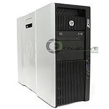 HP Z820 Workstation; 2 CPU Xeon E5-2665 2.4GHz/32 CPU/32 GB/SSD 192GB/1TB/Quadro K4000 3G