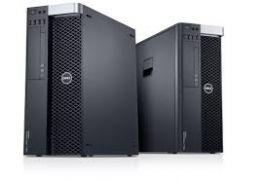 Dell Precision T3600; Xeon E5-1603 2.8 Ghz/4CPU/SSD 120GB/HDD 1TB/RAM 16GB/Quadro 2000 1GB