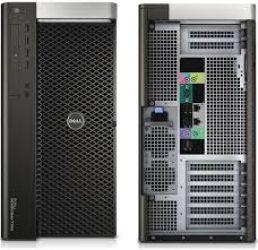 Dell Precision T7610; 2 XEON E5-2680 2.7 GHZ/32 CPU/32GB/SSD 192GB/1 TB/QUADRO K4000 3G