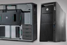 HP Z820 Workstation; 2 CPU Xeon E5-2680 2.6GHz/32 CPU/32 GB/SSD 192GB/HDD 1TB/Quadro K4000 3GB