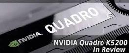 New 100% NVIDIA QUADRO K5200 I 2304 CUDA CORES I 2.6 TERAFLOP I 8GB GDDR5 ECCI 256 BITS I 192GB/S