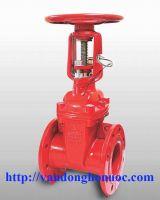 Van cổng mặt bích ty nổi tín hiệu điện/ Gate valve (OS&Y) c/ w supervisory switch